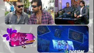 Koffee With DD - Gowtham Menon and Arun Vijay | 02/15/15