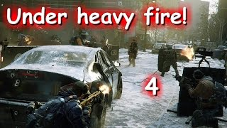 Play Under Heavy Fire