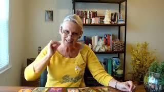 Ryby w 2017: Grace Czyta z Kart Anielskich