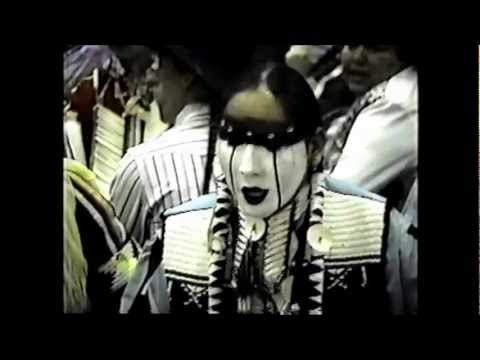 Happy Birthday To You Drum Song Stewart Indian School Native American Indian Pow Wow 1996 Youtube