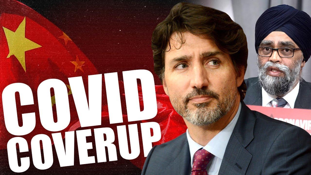 COVID Coverup: Trudeau gov't helped China hide origins of COVID-19