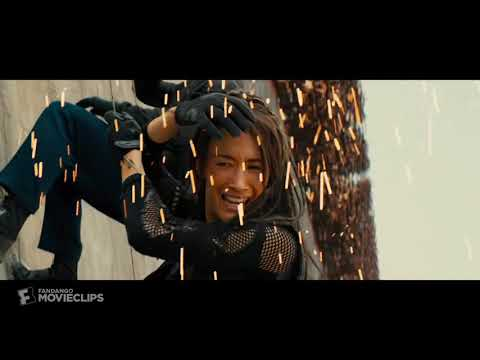 The Divergent Series  Allegiant 2016   Over The Wall Scene 1 10   Movieclips   YouTube