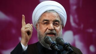Iranian president Rouhani wins second term thumbnail