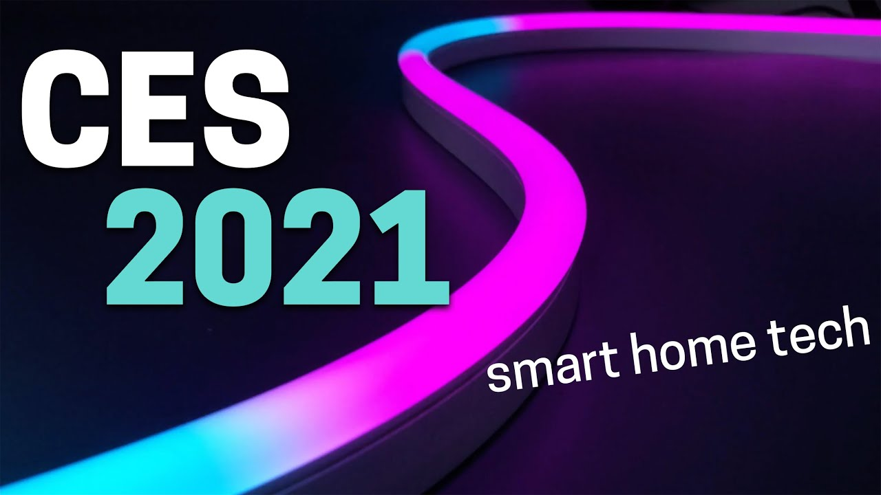 Download Best CES 2021 Smart Home Tech: 20 Awesome Gadgets