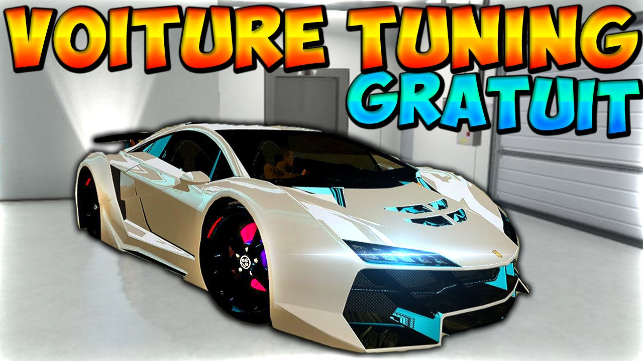 tuto avoir des voitures tuning gratuitement sur gta 5 online ps4 xbox one youtube. Black Bedroom Furniture Sets. Home Design Ideas