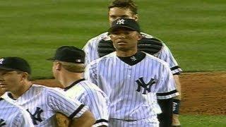 Rivera saves both games of doubleheader vs. Mets