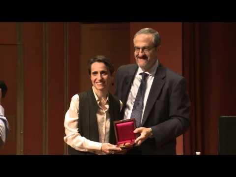 Masha Gessen, 2015 Wallenberg Lecture