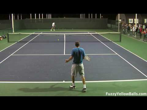 Marat Safin hitting in High Definition (Video 2)