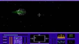 Last Starfighter - Atari Xe/Xl game