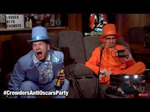 #CrowdersAntiOscarsParty | Louder With Crowder