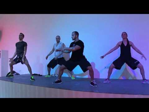 Body Combat Dan Cohen - Red Warrior / May It Be