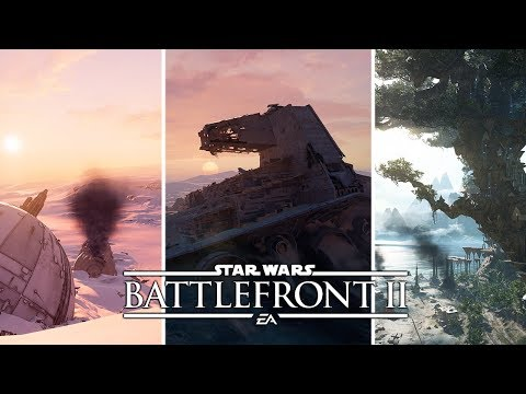 How To Unlock the Unreleased Arcade Maps Of Star Wars Battlefront 2