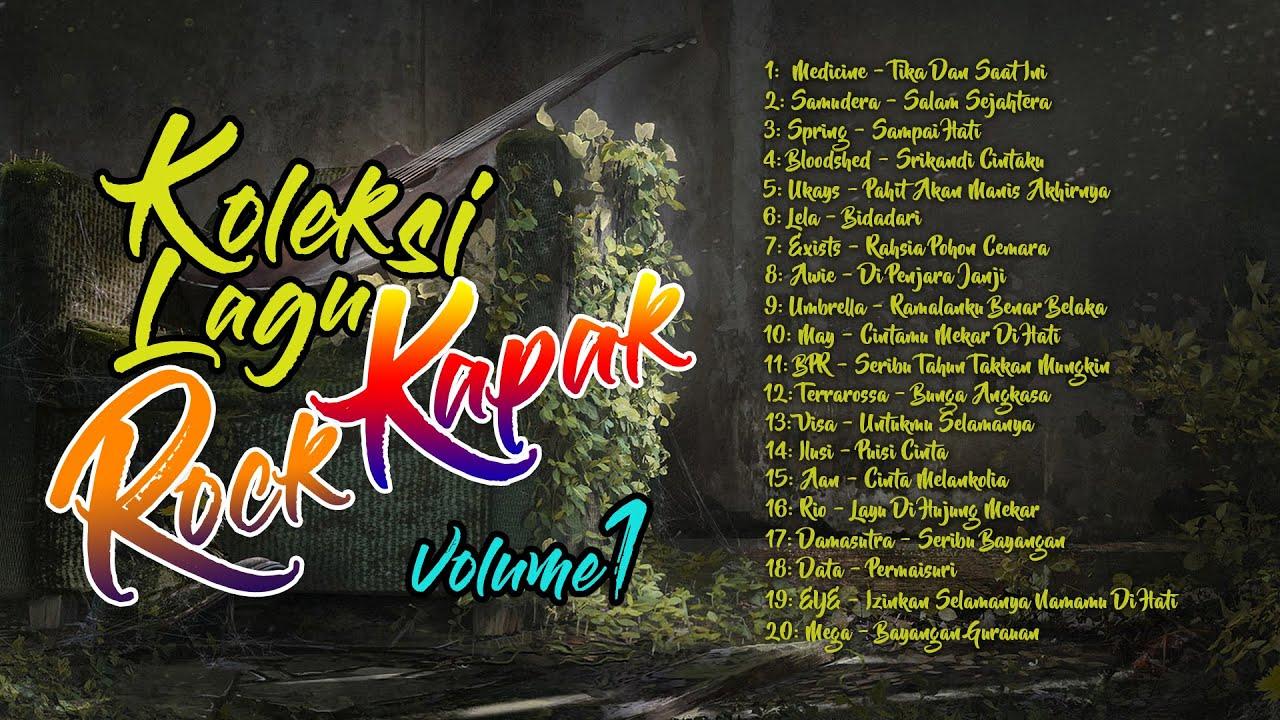 Download KOLEKSI LAGU ROCK KAPAK MALAYSIA VOLUME 1