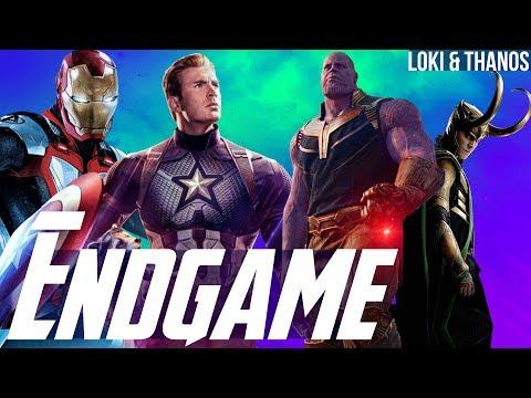 Iron Man Thanosbuster & Captain America Scepter + Loki Joins Thanos Army? - Avengers Endgame