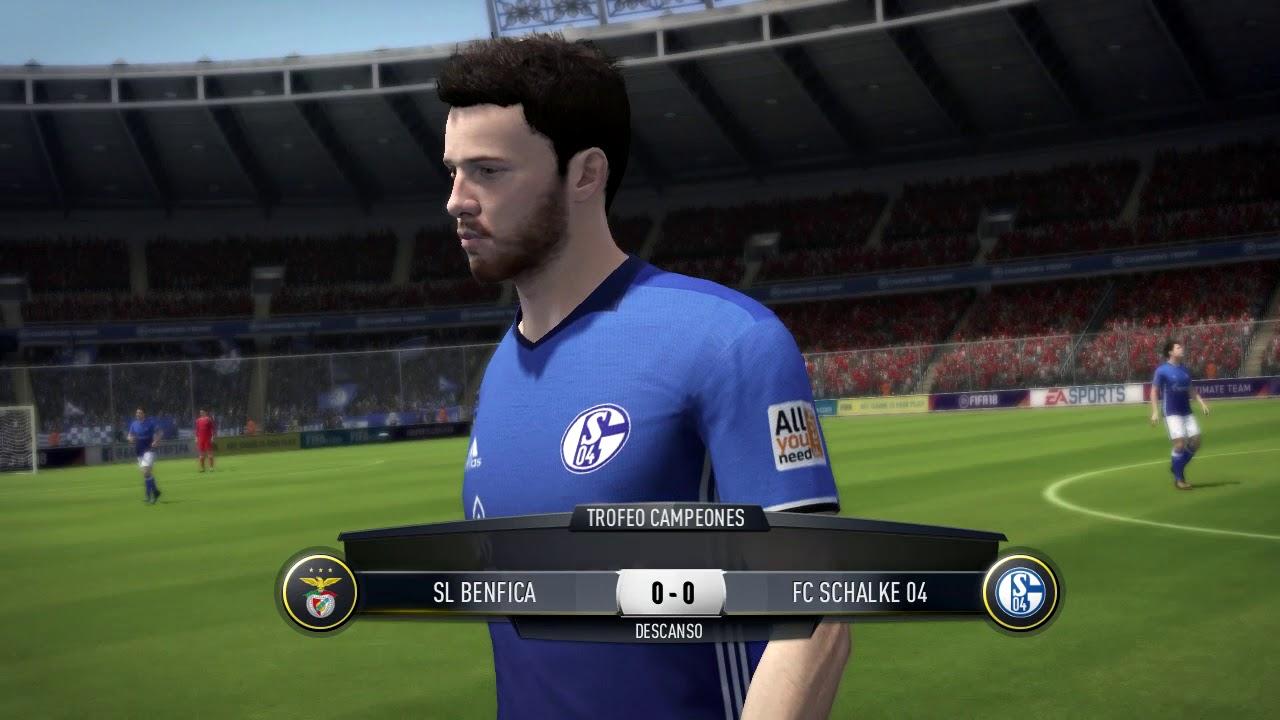Leon Goretzka Fifa 18