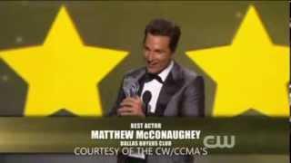 Matthew McConaughey - Alright alright alright