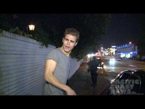 Vampire Diaries star Paul Wesley