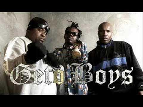 Geto Boys - Gangsta (Put Me Down)