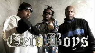 Geto Boys - Gangsta (Put Me Down)
