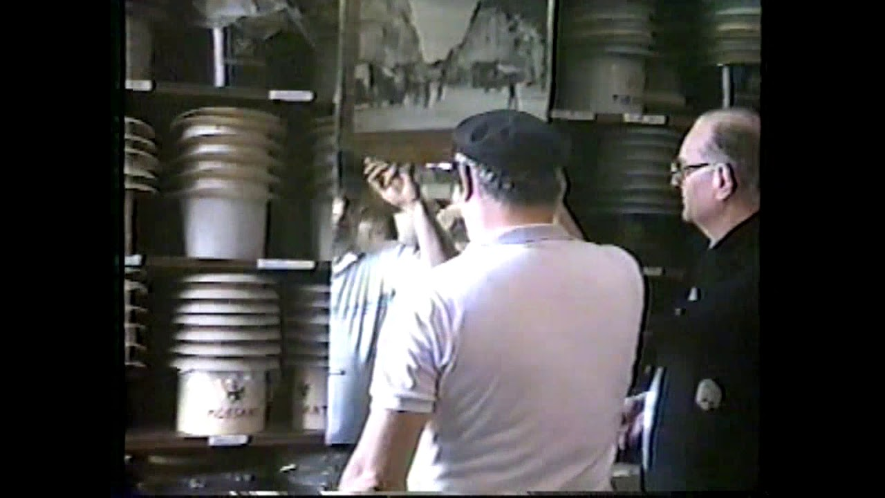 John Zurlo in France part two - 1988