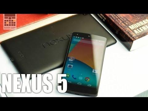 LG Nexus 5 - обзор смартфона от keddr.com