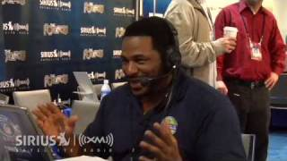 Jerome Bettis Sorry for BIll Cowher Comments? // SiriusXM // NFL Radio