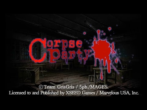 Citra Emulator (CPU JIT) - Corpse Party [1080p / 60 FPS] - Nintendo 3DS - 동영상