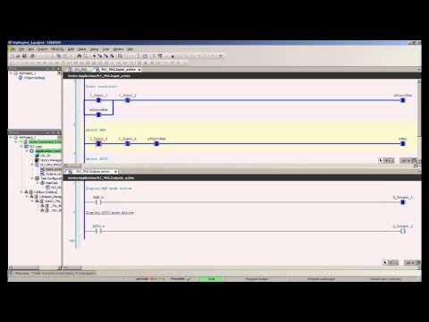 CODESYS programming video