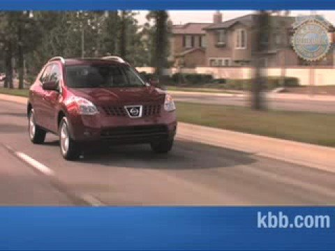 2008 Nissan Rogue Review   Kelley Blue Book   YouTube