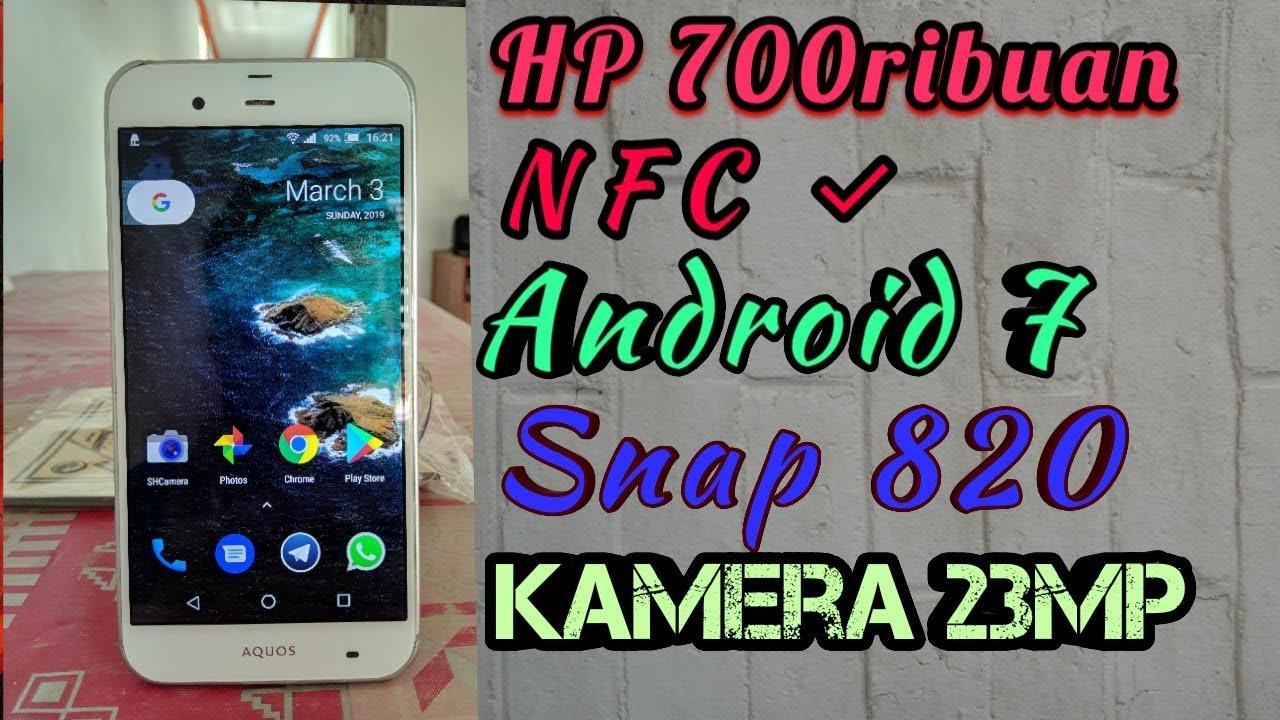 Review singkat Sharp Aquos Xx3 506sh Indonesia