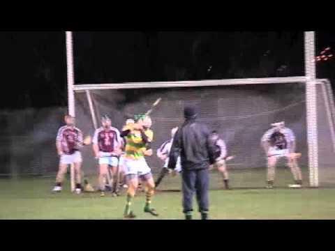 David Cashman Goal V Bishopstown