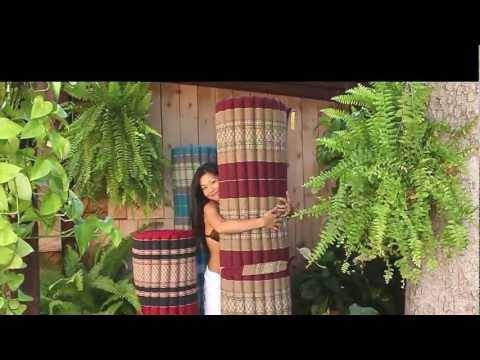 Thai Massage Mats: An Instructional Video