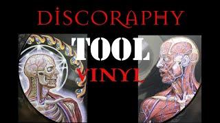 TOOL DISCOGRAPHY VINYL