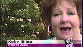 Kelly Bliss Speaks Out on International No Diet Day 2001