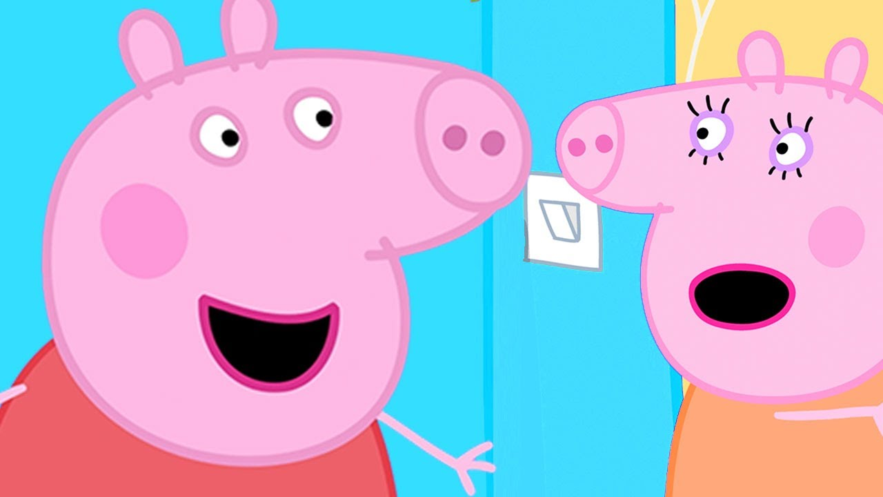 Peppa Pig Official Channel | Peppa Pig in 20 Years ...