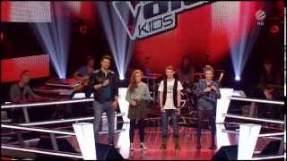 Amber vs.Tamino vs.Julie | To Be With You | The Battles | The Voice Kids Germany | 27.03.2015