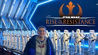 Riding Rise Of The Resistance At Disneyland! Opening Day Vlog January 2020 thumbnail