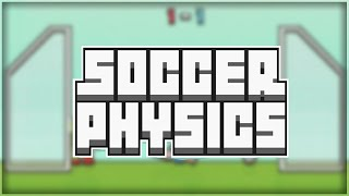 RETARDED FOOTBALL With Josh - Soccer Physics