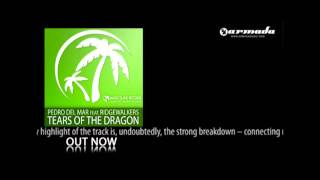 Pedro del Mar feat. Ridgewalkers - Tears Of The Dragon (Original Mix) [Magic043]