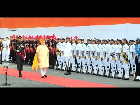 71st Independence Day Celebrations – PM's address to the Nation from the Red Fort