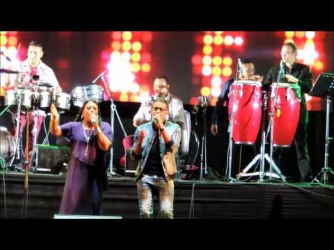 La India y Tito Nieves en Una Noche de Salsa 8