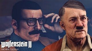 БЛАЦКОВИЧ ► Wolfenstein II: The New Colossus #7