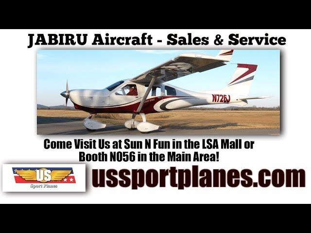 Jabiru Light Sport Aircraft, U.S. Sport Planes, Jabiru Aircraft Sales and Service