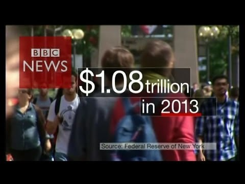 Is student debt killing the American Dream? - BBC News