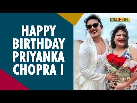 Happy Birthday Priyanka Chopra! The gorgeous 'Desi Girl' of Bollywood turns a year older