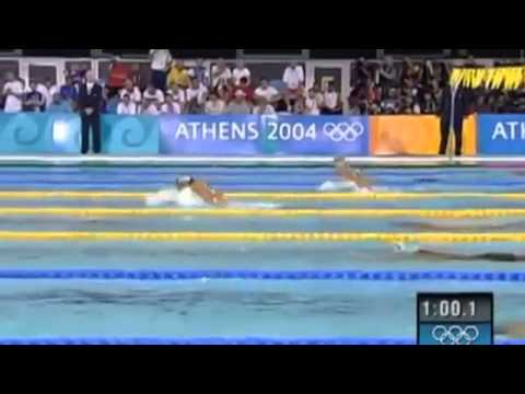 Swimming - Mens 200M Butterfly - Athens 2004 Summer Olympic Games