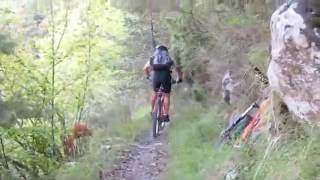Mountain Bike the Transalp to the Med !