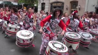 Dance Parade~NYC~2016~Batala Rock the Crowd~NYCParadelife