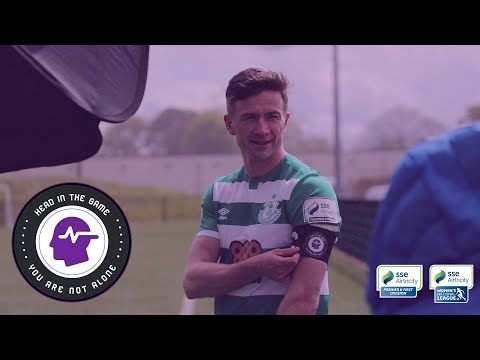 League of Ireland clubs launch Head In The Game initiative