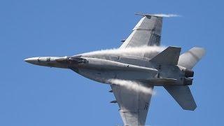 Trump Looking at Big Boeing F-18 Super Hornet Order
